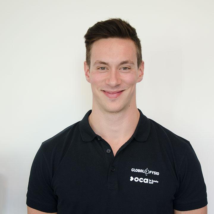 Dirk-jan van der Hoeven | Global Fysio | Fysiotherapie Alphen aan den Rijn