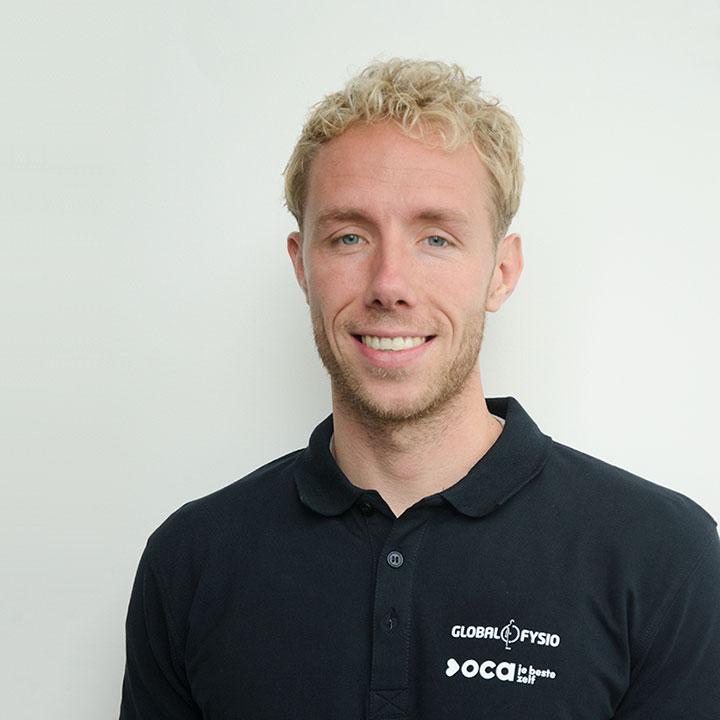 Roy van den Berg | Global Fysio | Fysiotherapie Alphen aan den Rijn